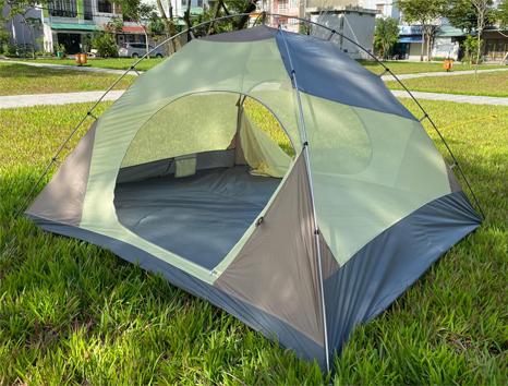 Lều ngủ thoáng mát