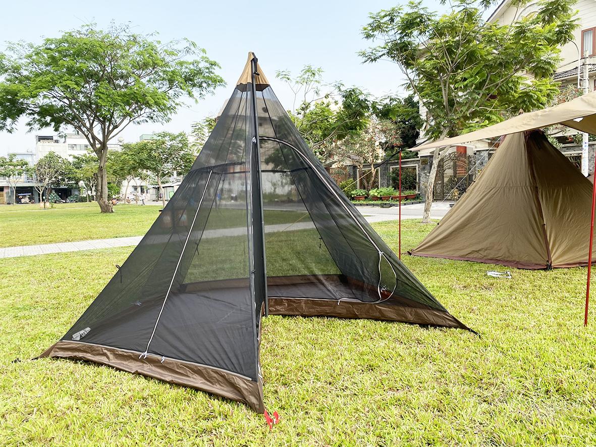 Tent mark inner